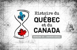 Histoire du Québec et du Canada, 4e secondaire (CSSBE)